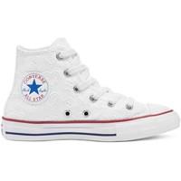 Chaussures Enfant Baskets mode Converse 671097C Blanc