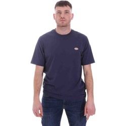 Vêtements Homme T-shirts manches courtes Dickies DK0A4XDBNV01 Bleu