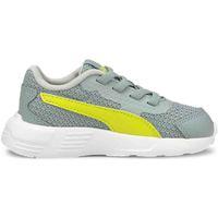 Chaussures Enfant Baskets mode Puma 374243 Gris