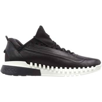 Chaussures Homme Baskets mode Ecco 80373456327 Noir