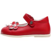 Chaussures Enfant Ballerines / babies Naturino 2015004 01 Rouge