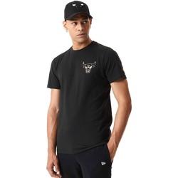 Vêtements Homme T-shirts manches courtes New-Era 12590868 Noir