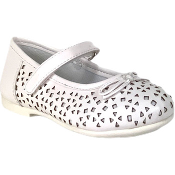 Chaussures Fille Ballerines / babies Chicco 01065496000000 Blanc