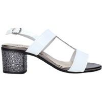 Chaussures Femme Sandales et Nu-pieds Melluso H037095 Blanc