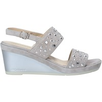 Chaussures Femme Sandales et Nu-pieds Melluso HR70531 Gris
