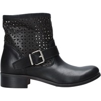Chaussures Femme Boots Melluso H01400 Noir