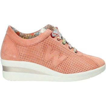 Chaussures Femme Baskets mode Melluso HR20110 Orange