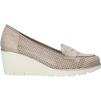 Chaussures Femme Slip ons Melluso HR20509 Beige