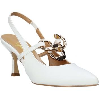 Chaussures Femme Sandales et Nu-pieds Grace Shoes 057R059 Blanc