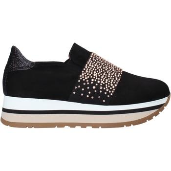 Chaussures Femme Slip ons Grace Shoes GLAM007 Noir