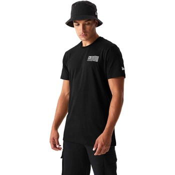 Vêtements Homme T-shirts & Polos New-Era 12590875 Noir