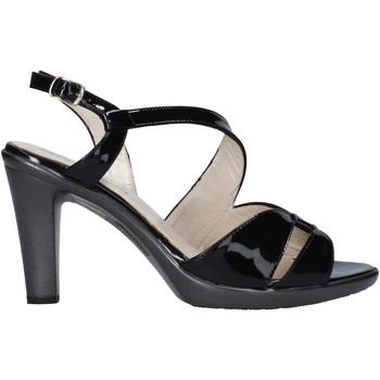 Chaussures Femme Sandales et Nu-pieds Melluso HR50138 Noir
