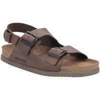 Chaussures Homme Sandales et Nu-pieds Mephisto NARDO DK BROWN
