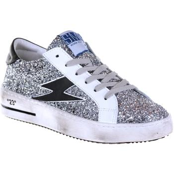 Chaussures Femme Baskets mode Semerdjian CATRI 4910 Argent
