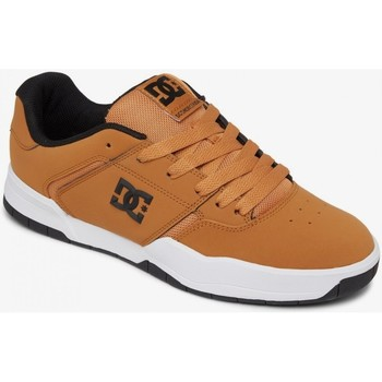 Chaussures Homme Chaussures de Skate DC Shoes CENTRAL wheat Marron