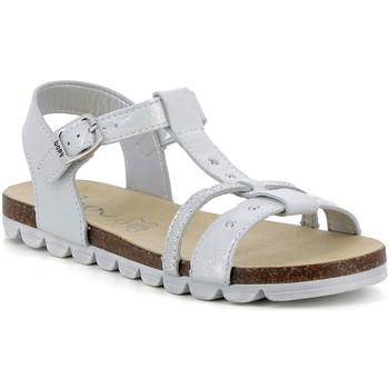 Chaussures Fille Sandales et Nu-pieds Bopy ESPRIT BLANC