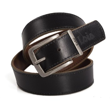 Accessoires textile Homme Ceintures Lois Reversible Leather Noir-Marron