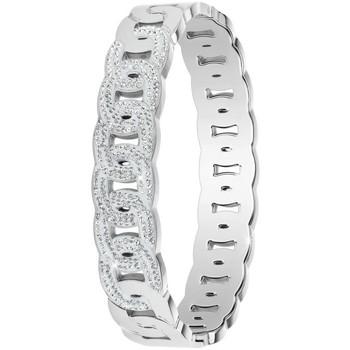 Montres & Bijoux Femme Bracelets Sc Crystal B2800-ARGENT Argenté