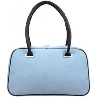 Sacs Femme Sacs porté épaule Lacoste Sac à main L  Classic 8 Bleu Multicolor