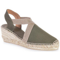 Chaussures Femme Sandales et Nu-pieds Toni Pons MINORCHINA  - CAQUI TONA vert