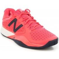 Chaussures Homme Baskets basses New Balance MC996BC2 NOIR/ROSE -Tennis Rose