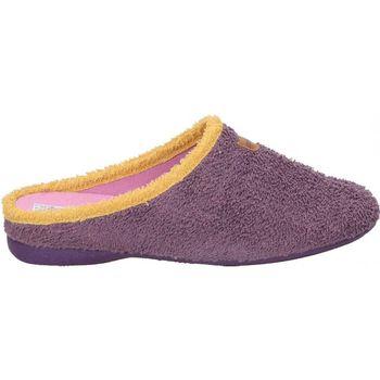 Chaussures Femme Chaussons Cosdam Z. DE CASA  511 SEÑORA BERENJENA Violet