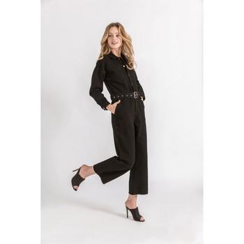 Vêtements Femme Combinaisons / Salopettes Toxik3 Combinaison Noir