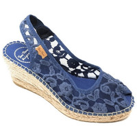Chaussures Femme Sandales et Nu-pieds Toni Pons MINORCHINA  - JEANS BEA bleu