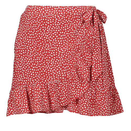 Vêtements Femme Jupes Betty London OLINDA Rouge / Blanc