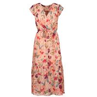 Vêtements Femme Robes longues Moony Mood  Rose / Multicolore