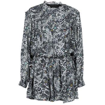 Vêtements Femme Combinaisons / Salopettes Ikks PETRI Gris