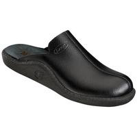 Chaussures Homme Mules Semelflex comte Noir