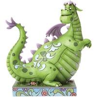 Maison & Déco Statuettes et figurines Disney Figurine de Collection Elliott le Dragon Vert
