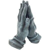 Maison & Déco Statuettes et figurines Muzeum Figurine Mains en prière de Albrecht Dürer Gris