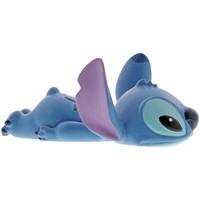 Maison & Déco Statuettes et figurines Disney Statuette de collection Stitch Allongé Bleu