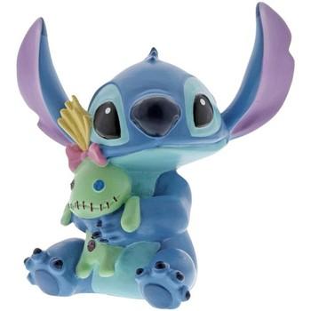 Maison & Déco Statuettes et figurines Disney Statuette de collection Stitch Poupée Bleu