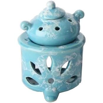Maison & Déco Bougies, diffuseurs Zen Et Ethnique Diffuseur de Parfum bleu Bleu