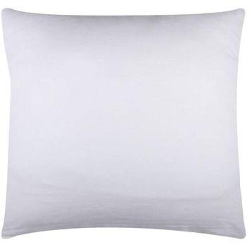Maison & Déco Taies d'oreillers, traversins Gadget Et Bazar Housse de protection d'oreiller en coton molleton 60 x 60 cm Blanc