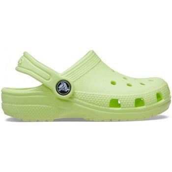 Chaussures Enfant Sabots Crocs CR.204536-LIZE Lime zest