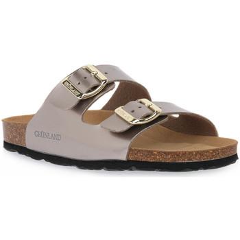 Chaussures Femme Mules Grunland BRONZO 70SARA Marrone