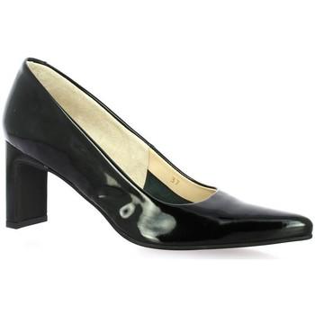 Chaussures Femme Escarpins Vidi Studio Escarpins cuir vernis Noir