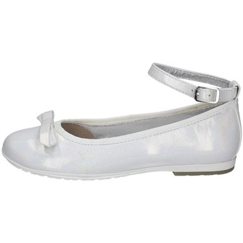 Chaussures Fille Ballerines / babies Asso AG-10490 BLANC