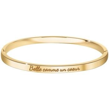 Montres & Bijoux Femme Bracelets Sc Crystal B2803-02-DORE Doré