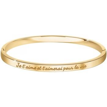 Montres & Bijoux Femme Bracelets Sc Crystal B2803-08-DORE Doré
