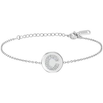 Montres & Bijoux Femme Bracelets Sc Crystal B2693-ARGENT-C Argenté