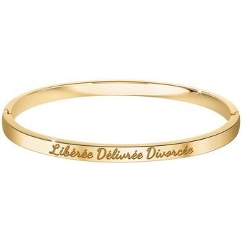 Montres & Bijoux Femme Bracelets Sc Crystal B2803-26-DORE Doré