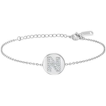 Montres & Bijoux Femme Bracelets Sc Crystal B2693-ARGENT-N Argenté