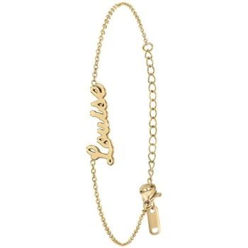 Montres & Bijoux Femme Bracelets Sc Crystal B2694-DORE-LOUISE Doré