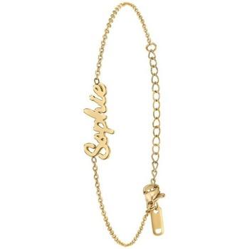 Montres & Bijoux Femme Bracelets Sc Crystal B2694-DORE-SOPHIE Doré