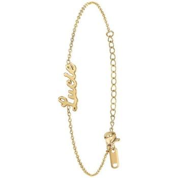 Montres & Bijoux Femme Bracelets Sc Crystal B2694-DORE-LUCIE Doré